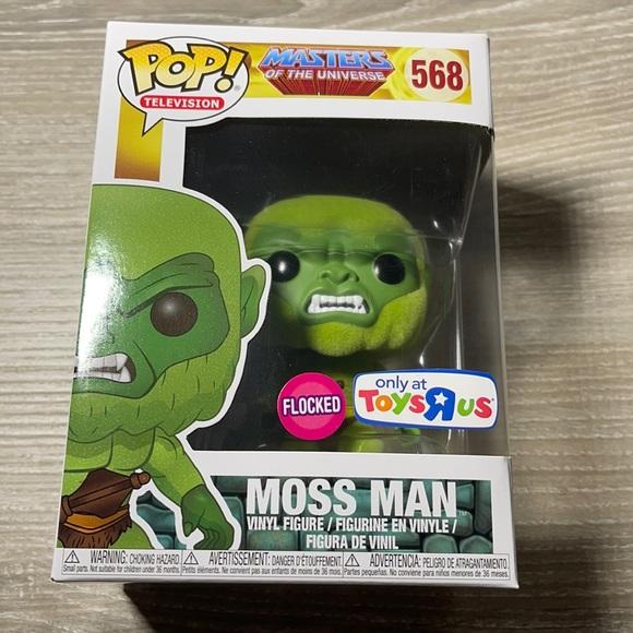 Moss Man funko pop